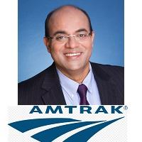 Sovan Shatpathy, Chief Technology Officer, Amtrak