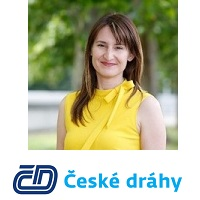 Zuzana Cechova, Director of Pricing and Marketing, Ceske Drahy