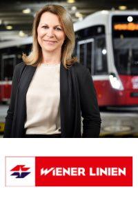 Alexandra Reinagl, Managing Director, Wiener Linien