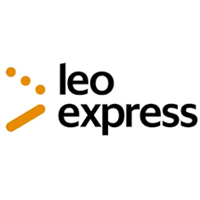 Leo Express attending the World Rail Festival event in Amsterdam