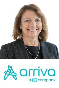 Liz Benison, Board Member, Mainland Europe, Arriva