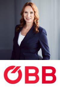 Michaela Huber, Board Member, Passenger Rail, ÖBB