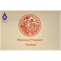 Ministry of Thailand attending the World Rail Festival event in Amsterdam