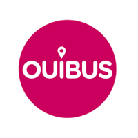 Ouibus attending the World Passenger Festival event in Amsterdam