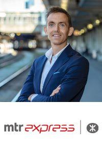 Peder Osterkamp, CCO, MTR Express