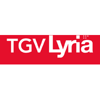 TGV Lyria attending the World Rail Festival event in Amsterdam