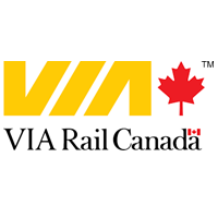 Via Rail attending the World Rail Festival event in Amsterdam