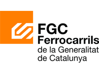 Ferrocarrils De La Generalitat De Catalunya attending the Rail Live conference and exhibition event in Madrid, Spain