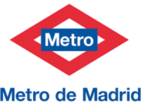 Metro de Madrid attending the Rail Live conference and exhibition event in Madrid, Spain