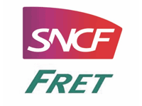 Fret SNCF attending the Rail Live conference and exhibition event in Madrid, Spain