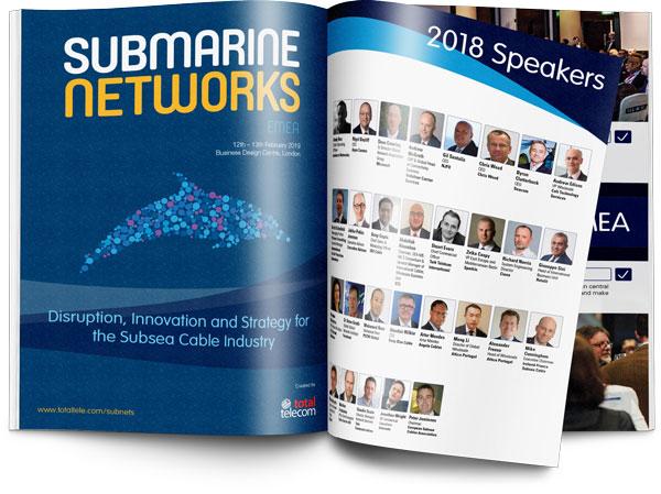 Submarine Networks EMEA 2019 prospectus