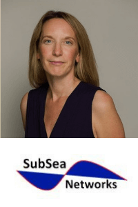 Lynsey Thomas at Submarine Networks EMEA