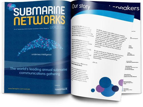 Submarine Networks World 2017 prospectus