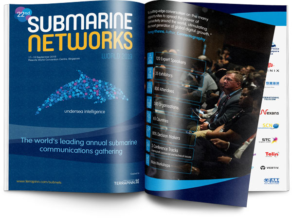 Submarine Networks World 2019 prospectus