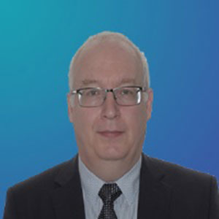 Gavin Rea speaking at Submarine Networks World