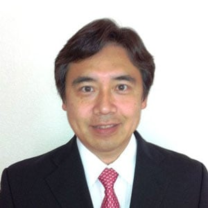 Takahiro Sumimoto speaking at Submarine Networks World