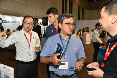 Telecoms World Asia 2018