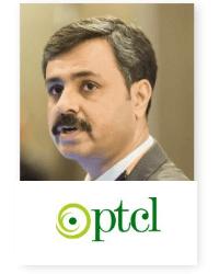 Aamer Ejaz at Telecoms World Asia 2019 2019