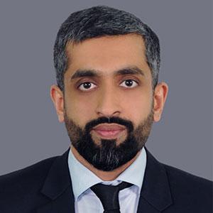 Abubakar Latif speaking at Telecoms World Asia