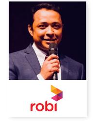 Ahmed Saady Yaamin at Telecoms World Asia 2019 2019