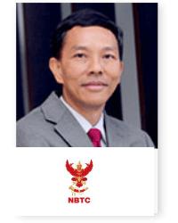 Air Marshal Thanapant Raicharan at Telecoms World Asia 2019 2019