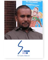Anuradha Udunuwara at Telecoms World Asia 2019 2019