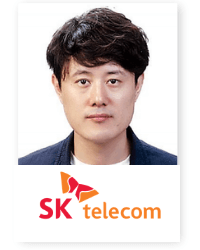 Daniel Chae at Telecoms World Asia 2019 2019
