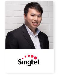 Derrick Ong at Telecoms World Asia 2019 2019