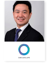 Donald Chan at Telecoms World Asia 2019 2019