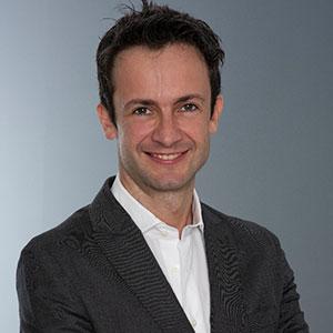 Filippo Giachi speaking at Telecoms World Asia