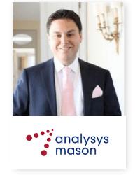 Gideon Sternfeld at Telecoms World Asia 2019 2019