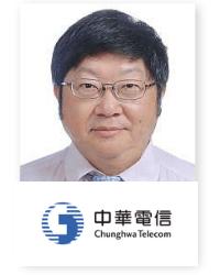 Gordon Hou at Telecoms World Asia 2019 2019