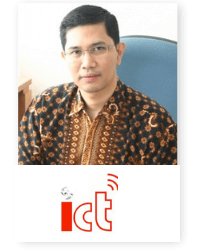 Heru Sutadi at Telecoms World Asia 2019 2019