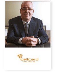 Ian Watson at Telecoms World Asia 2019 2019