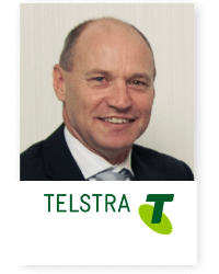John Sullivan at Telecoms World Asia 2019 2019