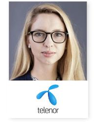 Kari Laumann at Telecoms World Asia 2019 2019