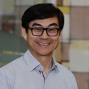 Ken Wee speaking at Telecoms World Asia