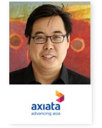 Foong Chee Keong at Telecoms World Asia 2019 2019