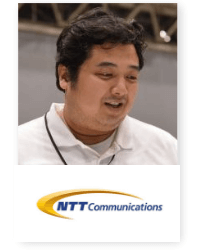 Kohei Kitade at Telecoms World Asia 2019 2019