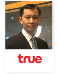 Korakot Chaovavanich at Telecoms World Asia 2019 2019