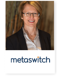 Micaela Giuhat at Telecoms World Asia 2019 2019