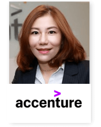 Monsinee Keeratikrainon at Telecoms World Asia 2019 2019