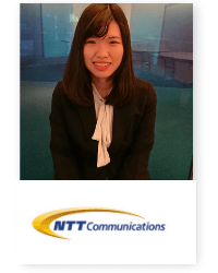 Nanami Isowa at Telecoms World Asia 2019 2019