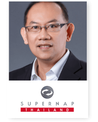 Nitipong Boon-long at Telecoms World Asia 2019 2019