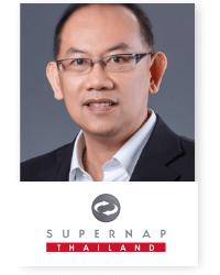 Nitipong Boon-long at Telecoms World Asia 2019 2019