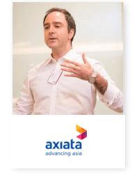 Pedro Uria-Recio at Telecoms World Asia 2019 2019