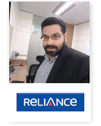Pradeep Sreedharan at Telecoms World Asia 2019 2019
