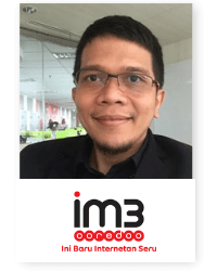 Raden Kurnia Supriadi at Telecoms World Asia 2019 2019