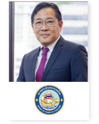 Natasak Rodjanapiches at Telecoms World Asia 2019 2019