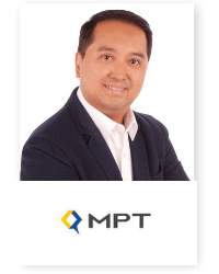 Rozano Planta at Telecoms World Asia 2019 2019